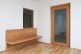 Sitzbank Eiche